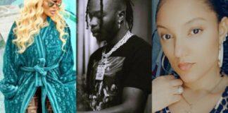 Dencia, Naira Marley and Gifty Powers