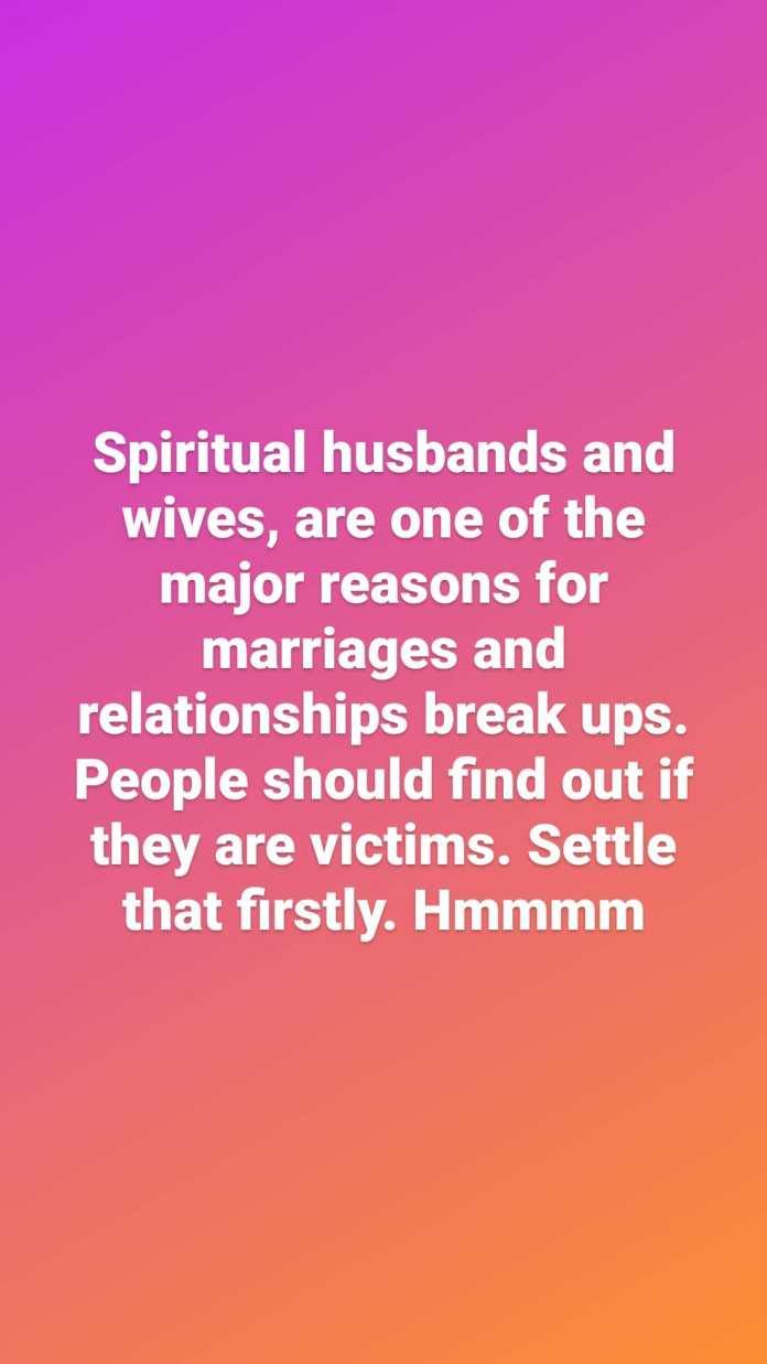 Spiritual Spouses Responsible For Major Marriage Breaks - Isreal DMW