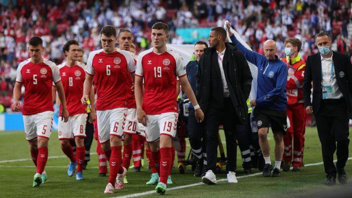 Euro 2020 Denmark Vs Finland KOKO TV NG 1