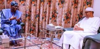 Sanwo-Olu and Buhari