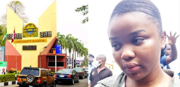 UNILAG slams mnedia for linking Chidinma Ojukwu to institution