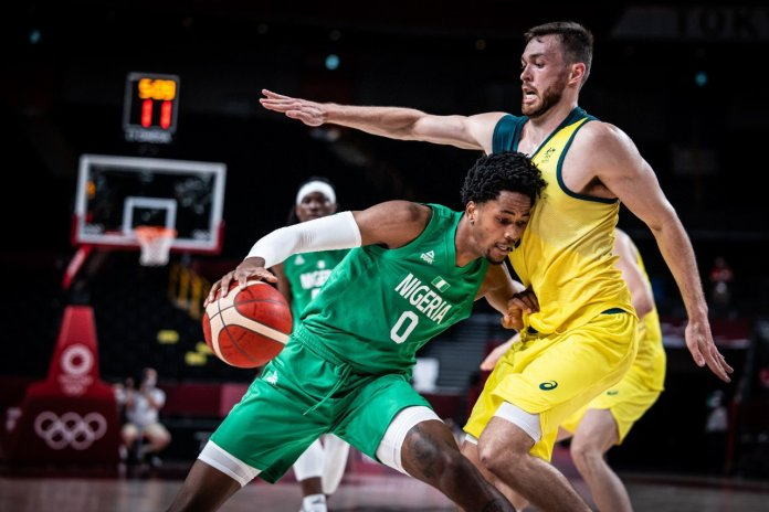 D'tigers Defeated by Australia at Tokyo Olympics