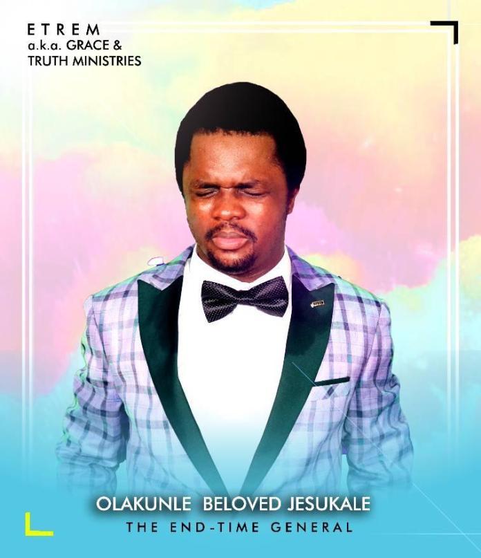 Pastor Olakunle Beloved Jesukale