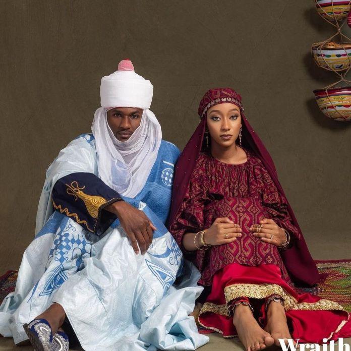 yusuf buhari and zahra ado bayero