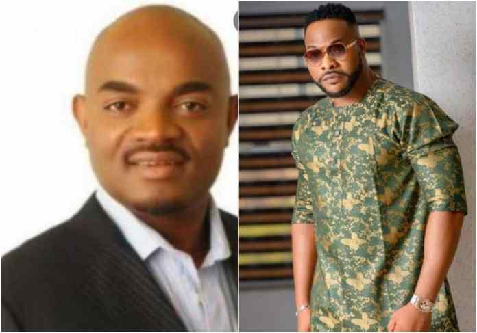 Nollywood Dump Ground: You Are Wrong Emeka - Nino B Tells AGN President