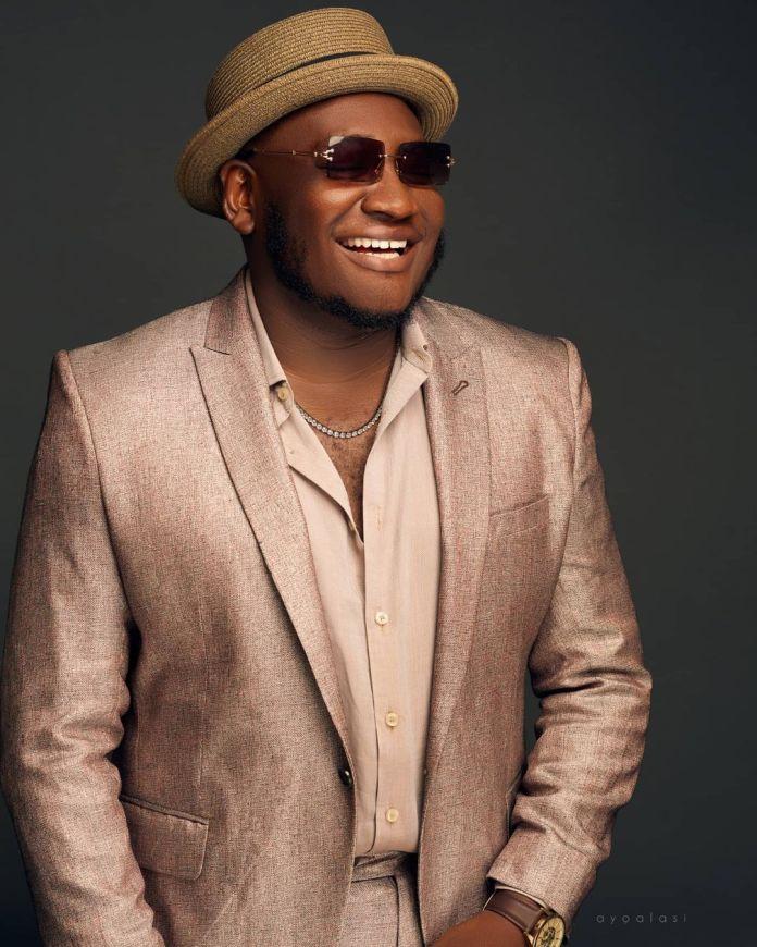 Comedian Ajebo