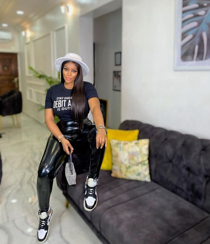 Eriata Ese- It Is Wrong To Share Photos Of Your Baby Daddy