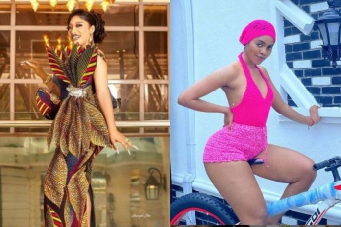 Janemena's Lawyers Issue Press Release Deny Calling Tonto Dikeh To Beg Her