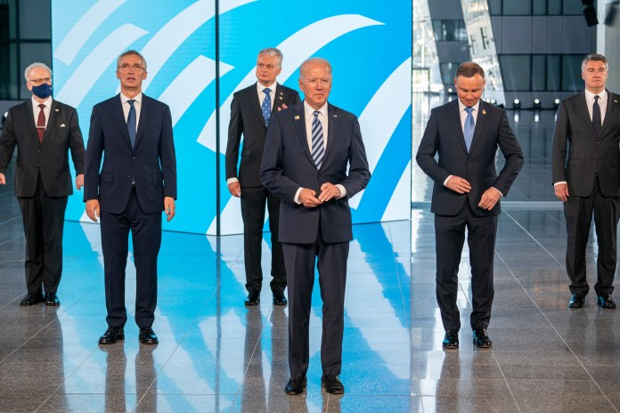 NATO meeting to hold June 2022