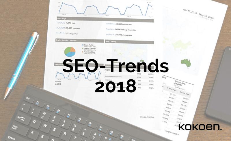 SEO-Trends