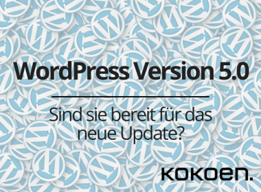 WordPress Version 5.0