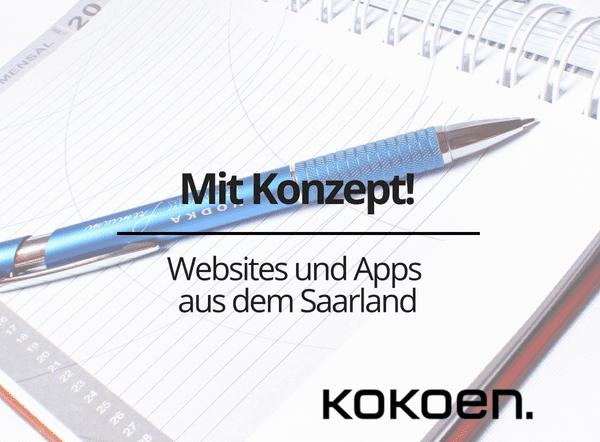 Websites und Apps aus dem Saarland