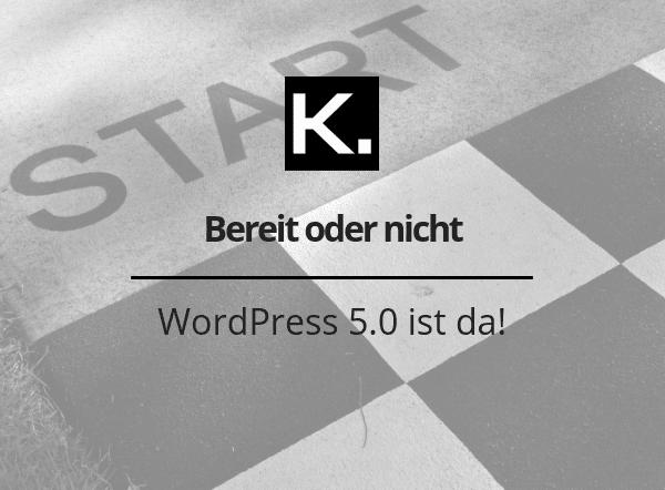 WordPress-Update-5.0_Beitragsbild