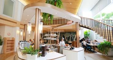【台中南屯區】kafeD德勒斯登河岸咖啡(咖啡滴)~新開幕!公益路旁超質感咖啡廳來襲,快約姊妹來拍好拍滿!