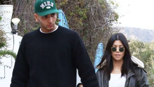 Kourtney Kardashian and Younes Bendjima Split after two ...