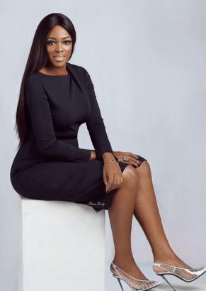 Elizabeth Elohor CEO Beth Africa Modelling Agency,