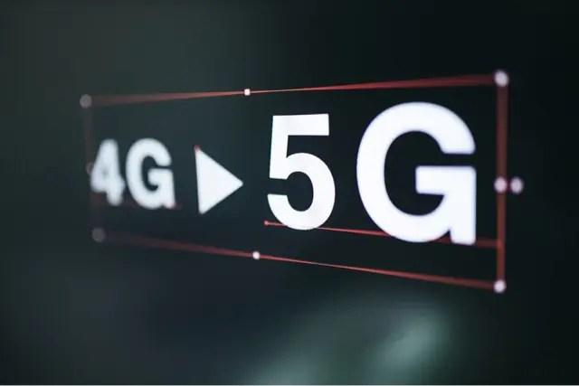 5Gスマホに変更する
