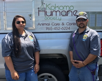 Kokomo Humane Society  Animal Control Animal Care   Control