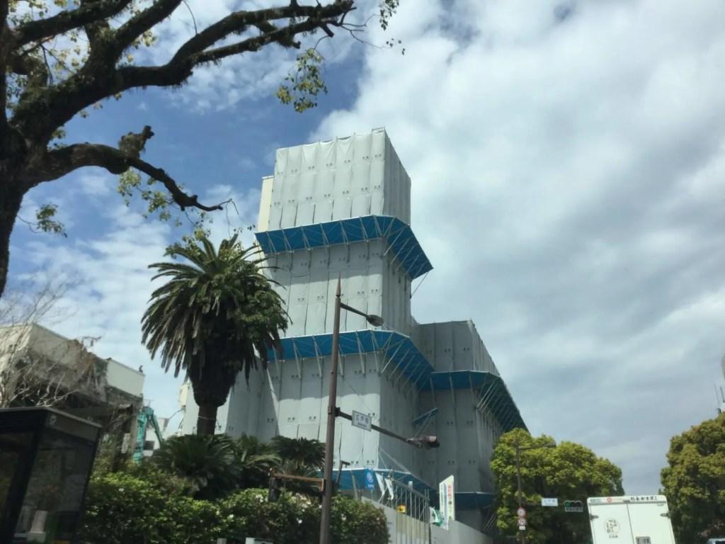 長崎県庁時計塔