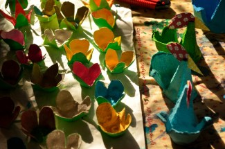 Easter Crafts 2014 3 © Stefanie Neumann - All Rights Reserved.