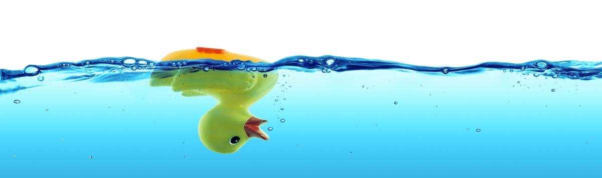 Angst vor Wasser