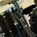 ドラムとギターの画像