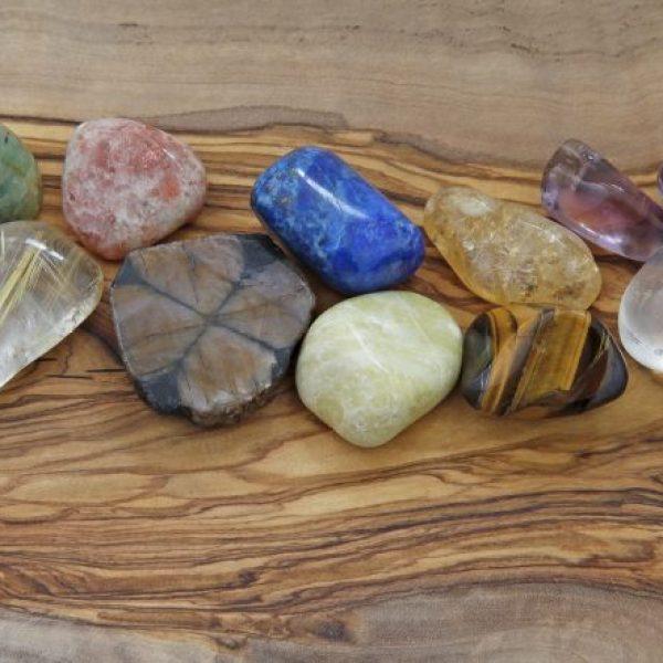Healer's Crystals on Olive Wood header