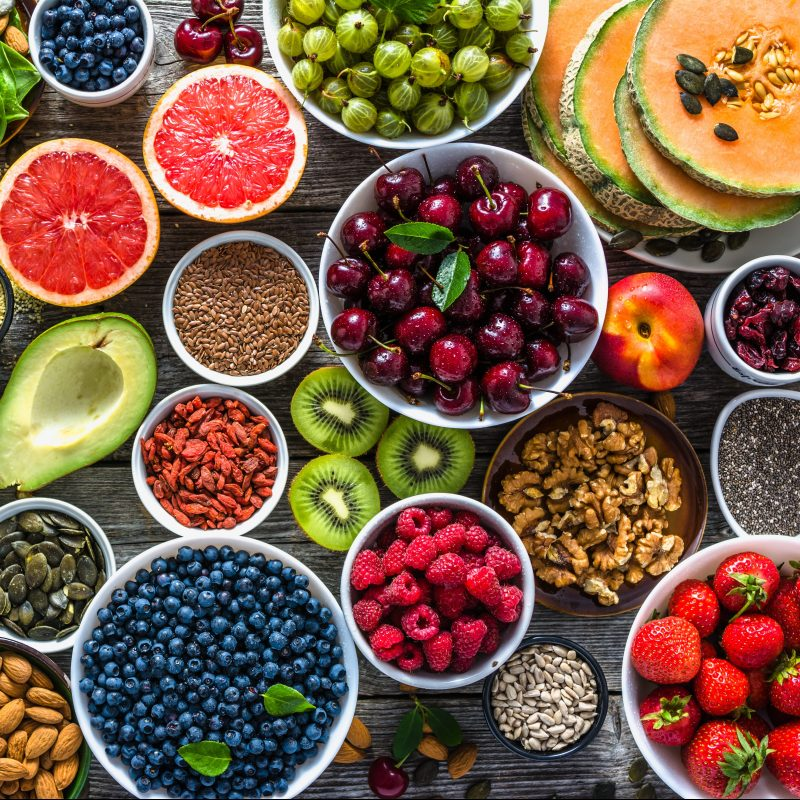Holistic Nutrition Coaching
