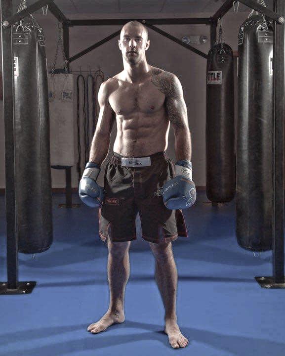 MMA Boxing Striking Coach Photo