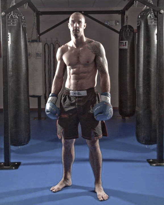 MMA Boxing Striking Coach Photo