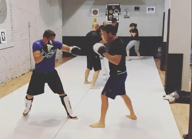 Kokoro Striking Boxing MMA Class