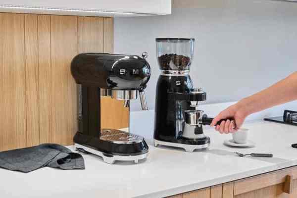 Smeg koffiebonenmolen