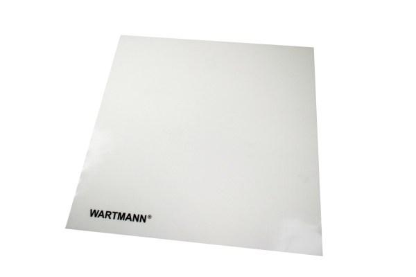 Droogvellen / Inlegvellen silicone Wartmann (2 stuks) 40 x 45 cm voor de WM-1912 DH