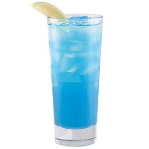 Blue Lagoon kokteilis