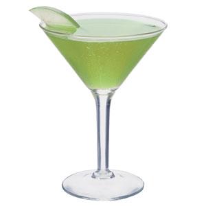 Apple Martini kokteilis