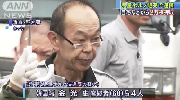 るろうに剣心の作者・和月伸宏がロリDVDを購入したのはここか? 今年5月に摘発され、サイトを閉鎖していた