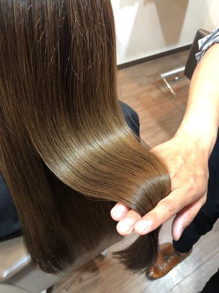 酸性でも髪の毛は傷んでダメージします!