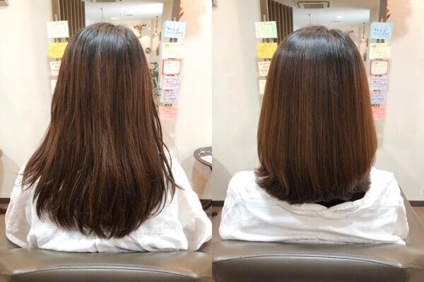 ヤバヤバ髪質改善トリートメントで今まで体験したことない髪に【箕面大阪】