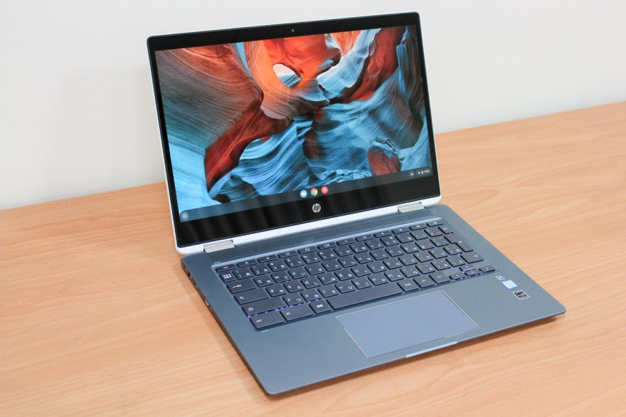 「HP Chromebook x360」のスペック