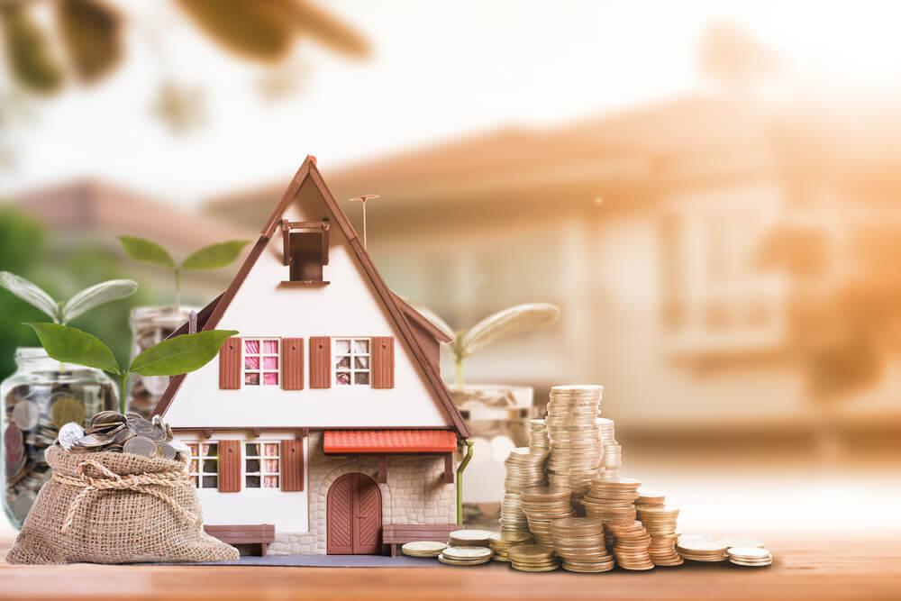 不動産と投資のイメージ
