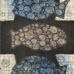 銅版・エッチング ( 80 x 58cm )