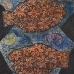 銅版・エッチング ( 79 x 58cm )