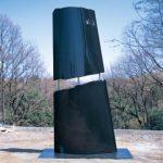 283×180×90cm 黒御影石