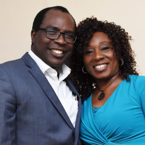 Rev Kola Ewuosho and Rev. Mrs Funke Ewuosho