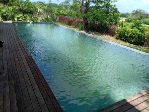 cara membuat kolam renang minimalis