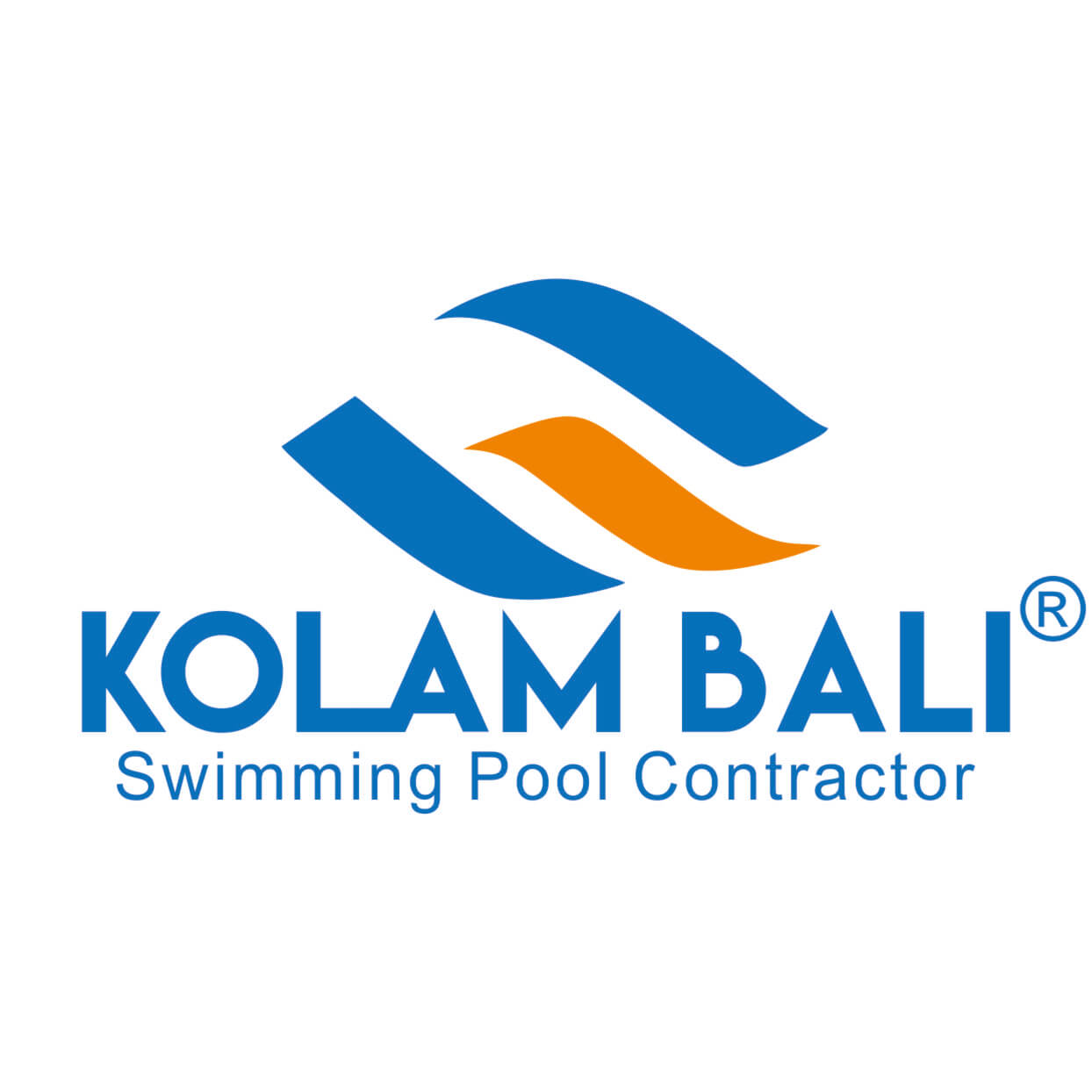logo kolam bali swimming pool contractor