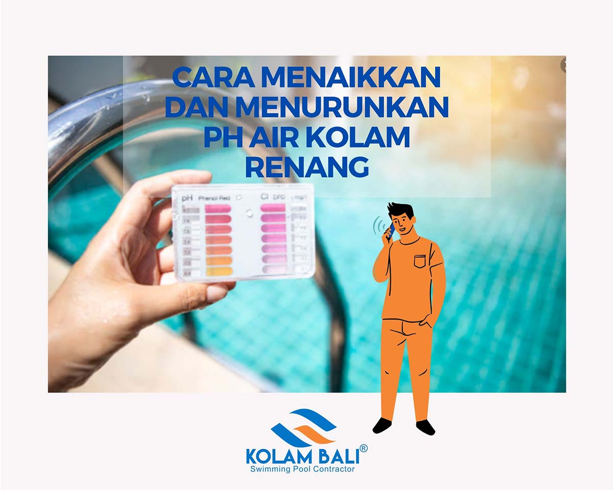 ph air kolam renang