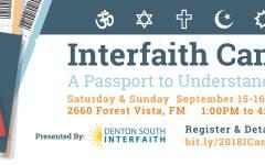 Interfaith Camp