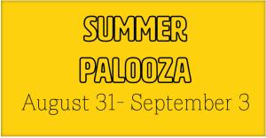 Summer Palooza