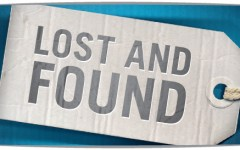 Lost and Found Header